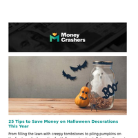 25 Tips to Save Money on Halloween Decorations -- Best Airline Stocks to Buy Now -- 15 Things You Can Negotiate in a New Job Offer