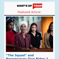 """""""The Squad"""" and Progressives Give Biden 2 Weeks to Give Answers on Cancelling Student Debt"""
