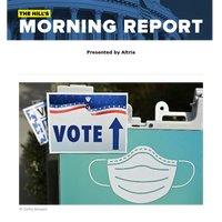 The Hill's Morning Report - Presented by Altria - Political crosscurrents persist for Biden, Dems