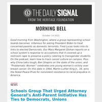 Schools Group That Urged Attorney General's Anti-Parent Initiative Has Ties to Democrats, Unions