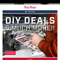 Shop Our October Digital Ad