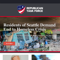 Residents of Seattle Demand End to Homeless Crisis