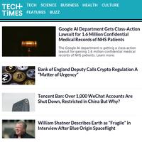 Tech Times Newsletter