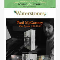 The Definitive Book From A Global Icon: Paul McCartney's The Lyrics