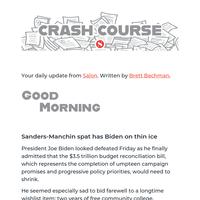 Crash Course Weekend: Is it \