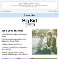 4 Bad Habits Every Parent Needs to Break