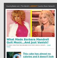 What Made Barbara Mandrell Quit Music...And Just Vanish?