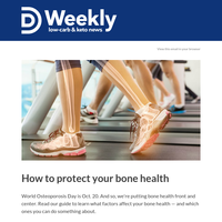 Bone health: Is it all about calcium intake?