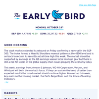 🐤 3 No-Brainer Stocks to Buy in the Financial Sector