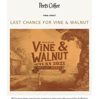 You love 🧡 Vine & Walnut 🍁