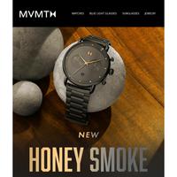 NEW: HONEY SMOKE 🍯
