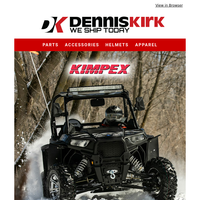 Get the best from Kimpex at DK