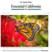 Essential California: 3 creatures impacted by CA climate change