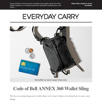This Wallet Sling Is the Best of Both Worlds