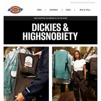 Dickies & Highsnobiety