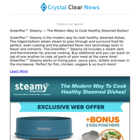 The Modern Way to Cook Healthy Steamed Dishes!