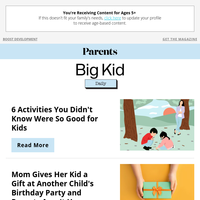 6 Activities You Didn't Know Were So Good for Kids
