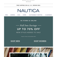 Open for up to 70% off
