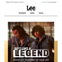 Holiday Gift Guide: Be a gifting legend