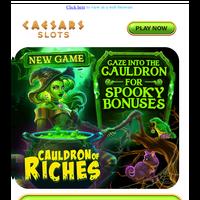 🧪 New Game – Cauldron of Riches! 🧙♀️