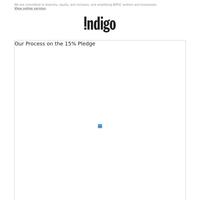Our Progress On The 15% Pledge
