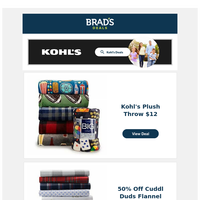 New Ways to Save at Kohl's