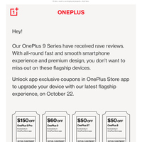 App Exclusive Offer🥂
