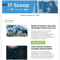 Better Proactive Security Strategies that Cost Less