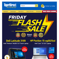 Gone in a Flash! $379 HP i7 PC w/ Keyboard & Mouse!