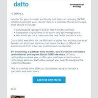 Are you equipped to protect your clients' data?