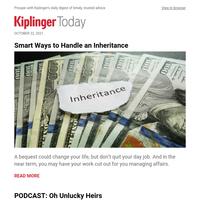 SPECIAL REPORT: Inheriting Money Ain't Always Easy Street