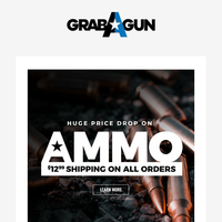👁️👁️ NEW AMMO 👁️👁️ 9mm, .30-06, .223, 6.5 Creedmoor, Buckshot, 7mm, .300AAC, .243 👁️👁️