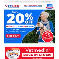 {NAME}, Fall into savings now! Save 20% Off
