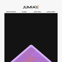 💌 You're Officially Invited to : Jumia Black Friday