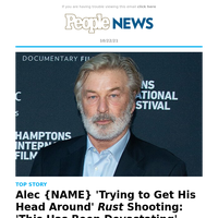 Alec {NAME} 'trying to get his head around' Rust shooting: 'this has been devastating' (source)