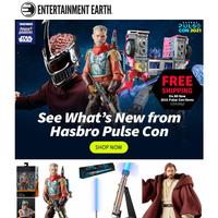 Pulse Con Day 1 Drops + Free Shipping!