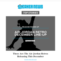 These Are The Jordan Retros Releasing This December🔥