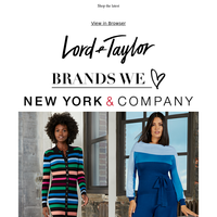 Just For You: $70 Off From New York & Company