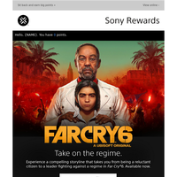 {NAME}, Reward yourself with all new games, movies & more