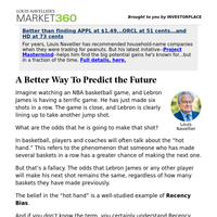 Must Read: A Better Way To Predict the Future