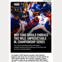 ⚾  Why Fans Should Embrace This Wild, Unpredictable NLCS