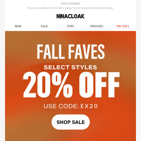 Ends Today: Members Save an Extra 20%