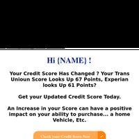 #{NAME}: Your 2021 Trɑnsunion, Equifɑx ɑnd Experiɑn Credit-Scores, 10/22/2021 💥✔️