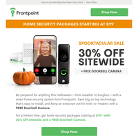 How smart is your home security?