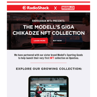 New NFT Collection Drop! Modell's UFC FIghter Giga Chikadze Available Now!