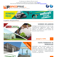 Pergolas Newsletters Email Campaigns Marketing Emails
